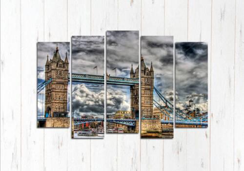 Тауэрский мост в Англии