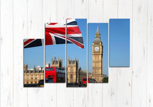 Англия и флаг