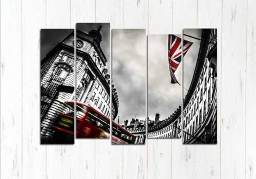 Лондонский постер