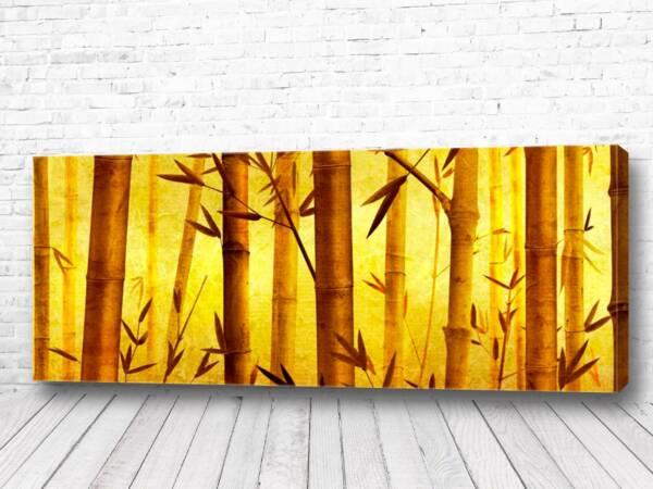 Постер В бамбуке