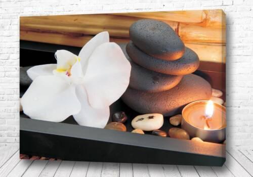 Постер Камни и свечи