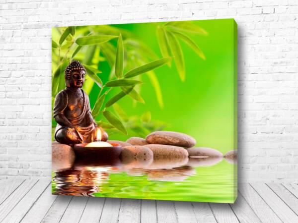 Постер Спокойствие Будды
