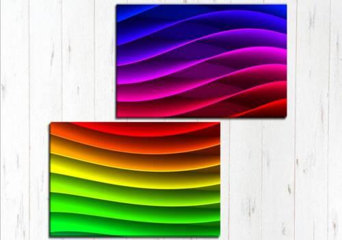Волнистая радуга