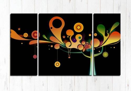 Модульная картина Апельсиновое дерево