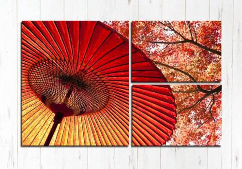 Модульная картина Яркий зонтик