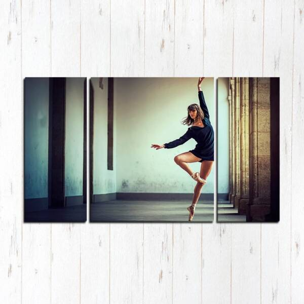 Модульная картина Балерина