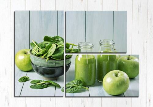 Модульная картина Зелёные витамины