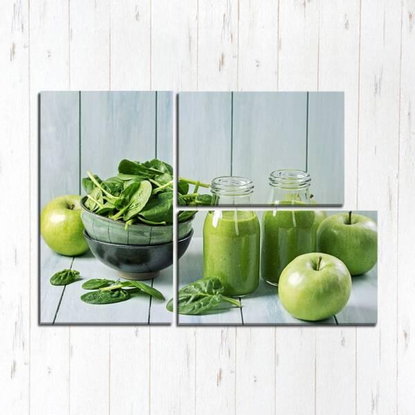 Зелёные витамины