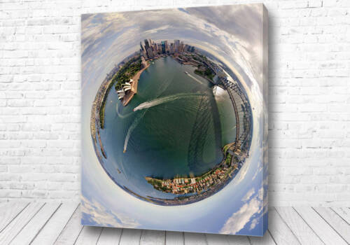 Постер Сидней 360 градусов