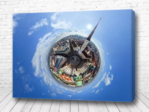 Постер Вена 360 градусов