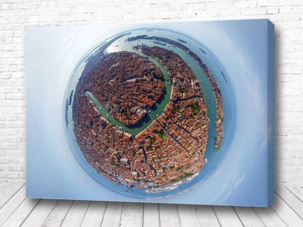 Постер Венеция 360 градусов