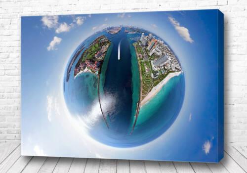 Постер Майами 360 градусов