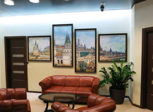 Картины в офис