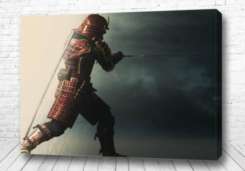 Постер Самурай воин