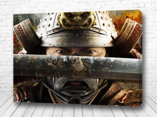 Постер Самурайский меч