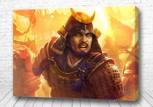 Постер Золотой Самурай