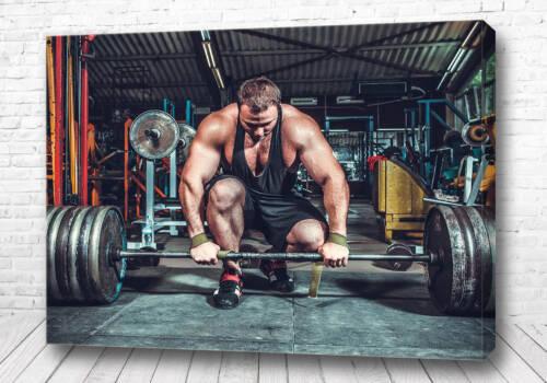 Постер Становая тяга