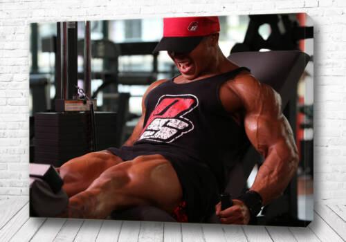 Постер Фитнес мотивация