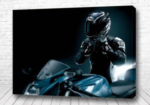 Постер Чёрный гонщик