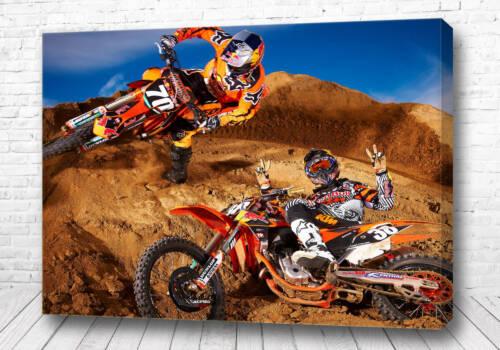Постер Мото спорт