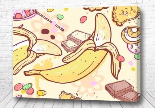 Мультяшный банан