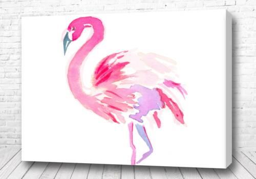 Арт фламинго