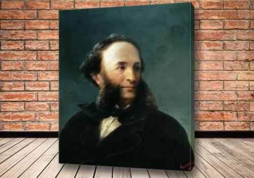 Картина Автопортрет 1874 Айвазовский
