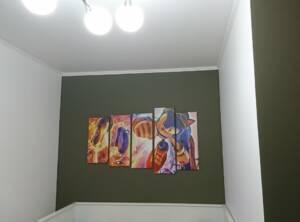 Картина Соник в интерьере