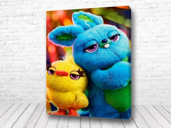 Постер Зая и Цыпа