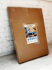 Постер упакован в коробку для отправки