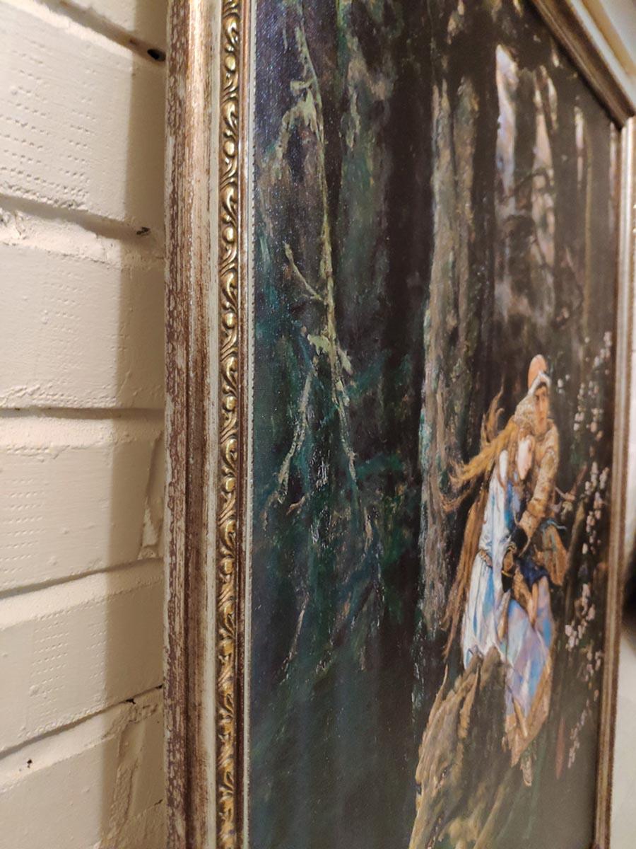 Картина Васнецова вид сбоку