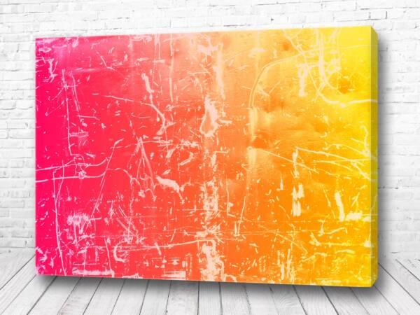 Постер Абстрактная яркость