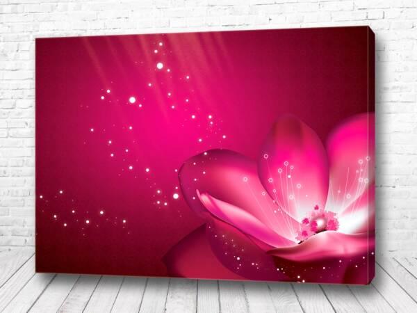 Постер Жемчужный цветок