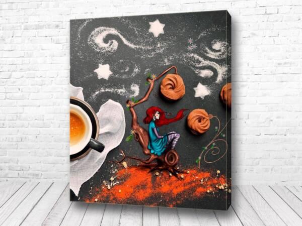 Постер Кофепитие