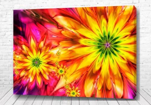 Постер Цветок солнца