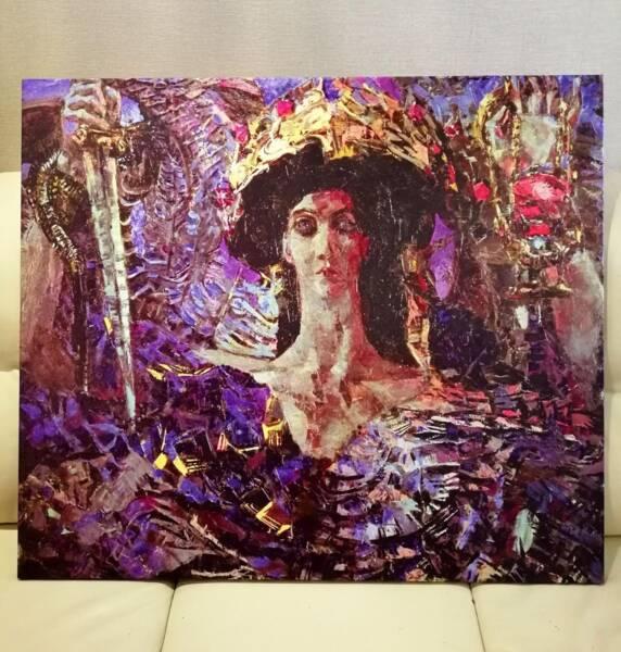 Картины художников на холсте 2