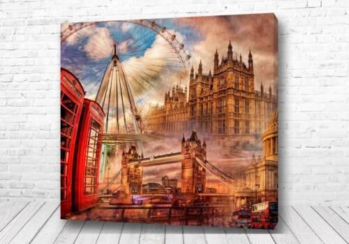 Постер Весь Лондон