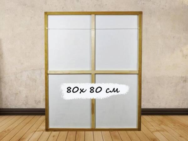 Подрамник для холста 80 x 80 см