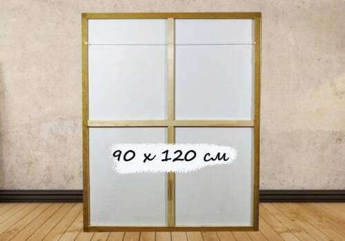 Подрамник для холста 90 x 120 см