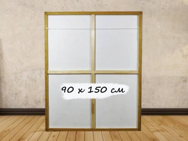 Подрамник для холста 90 x 150 см