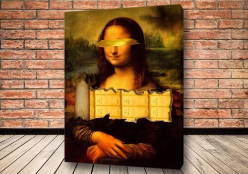 Картина Mona's Treasure - Criss Bellini