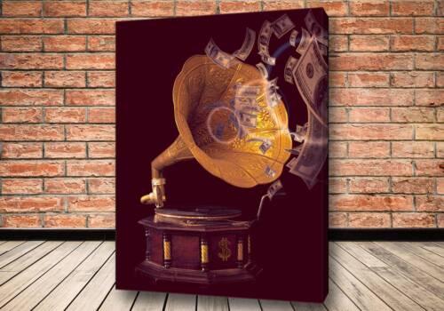 Картина Money Sound - Criss Bellini