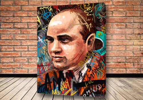 Картина Al Capone 2 - Criss Bellini