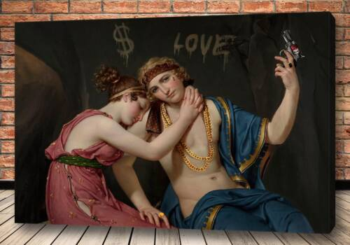 Картина Love Story - Criss Bellini