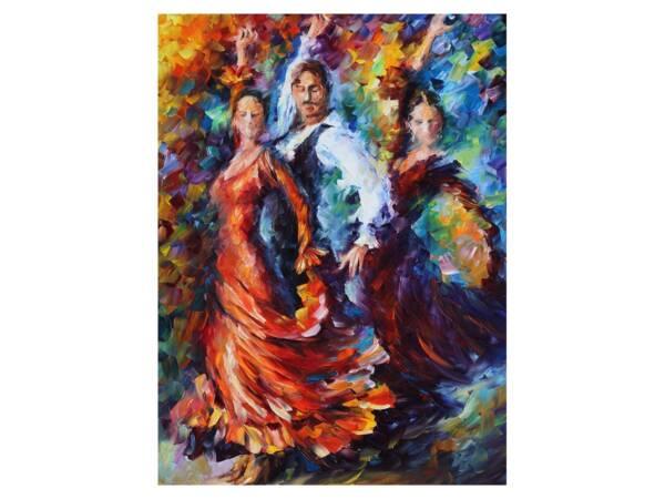 Картина Танец цыган